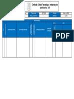 Formato Dosificacion y Eca 2018 (Vacio)