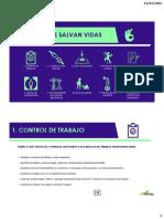 HSE Desafio Cero 10 Reglas Que Salvan Vidas