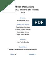 Reporte de Como Generar DHCP con DHCP Server