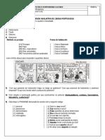 Trabalho Avaliativo 7 D-e 2017 - Acentuação Das Paroxítonas- Dezembro 2017