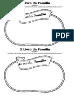 O Livro Da Família_1º Ano e 2º Ano