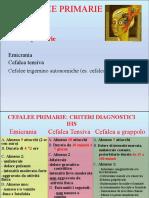 Cefalee-primarie