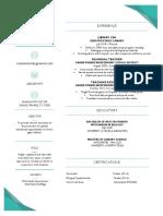 magers yazmin - resume 2019