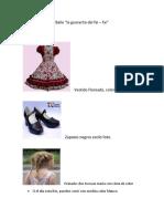 Vestimenta, La Guaracha Del Fai Fai
