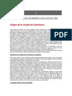Fundaciones de Catamarca