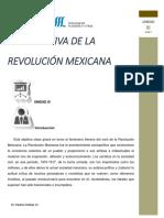 La Narrativa de La Revolución Mexicana