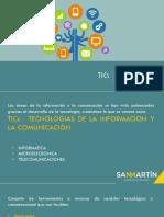 TIC e Informatica Medica Definicion y Analsis - Copia