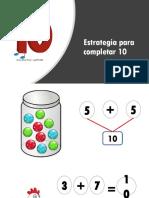 Estrategia de Completar 10