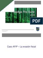 Arbol Treeage UBA