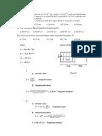 Ejercicios de fisica 3