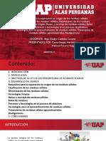 Gestion de RRSS UAP