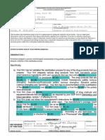 FDA 2016 StonegatePharmacyLP AustinTX Amend483 03-02-16 Redacted 508ed