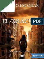 El Oraculo - Mario Escobar