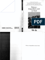 Pobreza e Desigualdade Social Em Natal - Coord. Iris Maria de Oliveira - Natal 2012