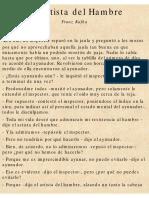 Kafka - Un Artista del Hambre.pdf