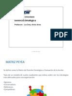 Presentacion- Matriz Peyea