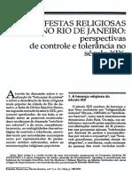 Artigo - Festas Religiosas no Rio de Janeiro - Martha Abreu.pdf