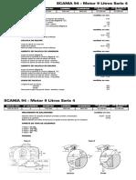 Manual scannia