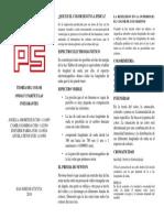 folleto fisica