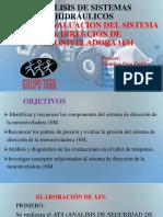 Análisis de Sistemas hidráulicos_ lab N° 3