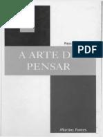 A arte de pensar - Pascal Ide edit.pdf