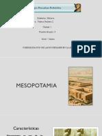 Mesopotamia Egipto
