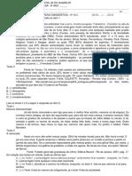 REVISÃO - PROVA DIAGN[OSTICA - 8º ANO.docx