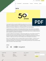 Informações sobre o Abralin50