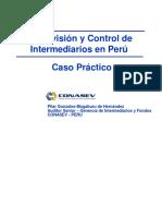 Supervisión y Control de Intermediarios en Perú_CONASEV.ppt