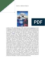 ENSAYO   DERECHO PÚBLICO  2