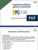 20170602 Clase 7 Ingenieria Economica.pptx