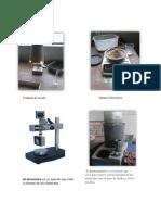 Equipos y Materiales  de fundicion