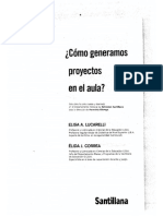 Lucarelli y Correa Cómo Generamos Proyectos en El Aula (1)