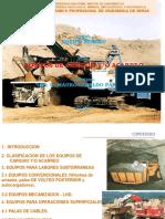 Equipo de Carguio y Acarreo en Minería