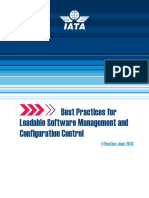 Loadable Software Management Configuration Control