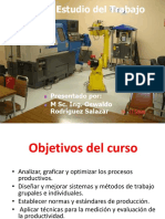A Presentación Estudio del Trabajo.ppt