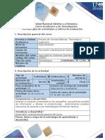 Guía de actividades y rúbrica de evaluación - Fase 1 - Fundamentos de la Seguridad en Sistema Operativos