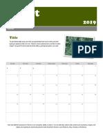 Kalender May