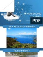WATER AND TOURISM