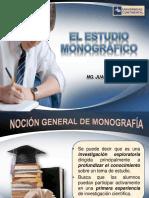 Estudio de La Monografia