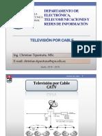 3 Televisión Digital - Televisión Por Cable