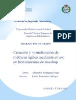 Creacion Visual Metricas Agiles Herramients Mashuop