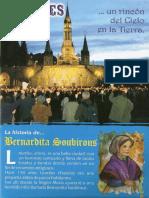 La Virgen de Lourdes - Francia