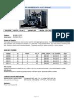 Deutz BF6M1015 Technical Data