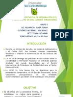 Nicsp 24 - Presentación de Información Del Presupuesto