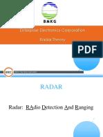 Radar Theory and Principles Part 1 - Slides