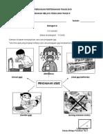 Soalan Bahasa Melayu Tahun 5 Midterm