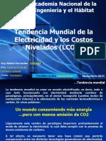 tendenciadelaelectricidadyelcostoniveladolcoe-151120000015-lva1-app6892.pptx
