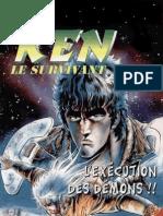 Fist of the North Star Manga Vol 02