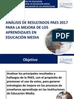 Lenguaje-ppt Difusión General Paes 2017